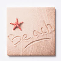 SoHa LIVING/Beach in the Sand Coasterコースター