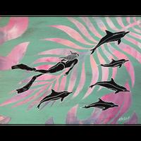 【Eduardo Bolioli エドゥアルド・ボリオリ】マットプリントアート 『Bliss』11×14(直筆サイン入り)
