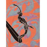 【Eduardo Bolioli エドゥアルド・ボリオリ】マットプリントアート 『Ahina's noseride』11×14(直筆サイン入り)