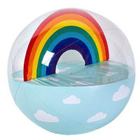 SUNNYLIFE(サニーライフ)レインボー/虹/浮き輪/BEACH BALL RAINBOW