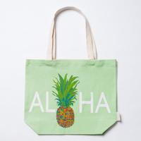 SoHa LIVING/Aloha Pineapple CosmeticBag /L
