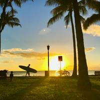 ISLANDER/アイランダーPhotography写真 『Love Is On The Beach 』A4サイズ