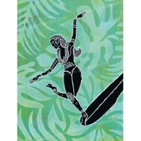 【Eduardo Bolioli エドゥアルド・ボリオリ】マットプリントアート 『Dance』11×14(直筆サイン入り)
