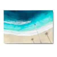 【Sarah Caudle / サラカードル】Hanalei Bay 《Open Edition Resin Prints》12×16in