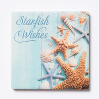 SoHa LIVING/Starfish Wishes Coasterコースター