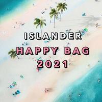 ISLANDER HAPPY BAG 2021/ ¥30,000