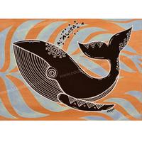 【Eduardo Bolioli エドゥアルド・ボリオリ】マットプリントアート 『Kohola's song』11×14(直筆サイン入り)
