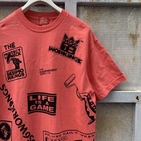 【L size】5656WORKINGS/MP CUSTOM Tee_PAPRIKA