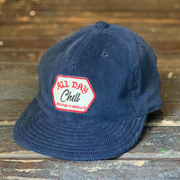 Brownie/ALL DAY CHILL CAP_NAVY
