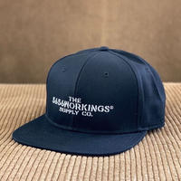5656WORKINGS/CWS TEAM WORK CAP_BLACK