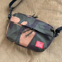 5656WORKINGS/TRAVEL SHOULDER BAG_HURRICANE CAMO