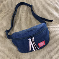 5656WORKINGS/CB 4FACE DENIM BAG