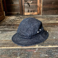 Brownie/DENIM BALL HAT_INDIGO DENIM