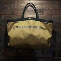 5656WORKINGS/JAUNT TOTE BAG_COYOTE BROWN