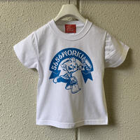 5656KIDS/5656BOY 20th ANNIVer. TEE _WHITE