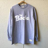 Bacio./Teibang Logo Tee_GRAY