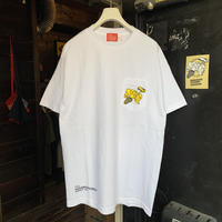 5656WORKINGS/PD POCKET's UNIFORM_WHITE