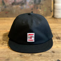 5656WORKINGS/TM LOGO WORK CAP_BLACK