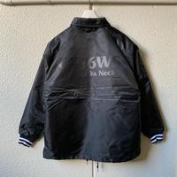 5656WORKINGS/CWS GROUND NYLON BOA JKT_BLACK