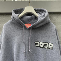 5656WORKINGS/5656 COMIC HOODIE_GRAY