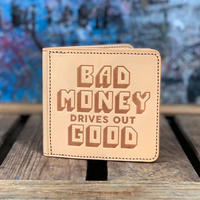 YONZY/B.M.D.O.G.SQUARE COIN WALLET_NUME