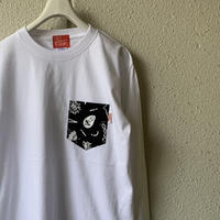 5656WORKINGS/DOODLE SHEET L/S_WHITE