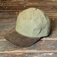 Brownie/MINIMAL  B.B.CAP_KHAKI×BROWN