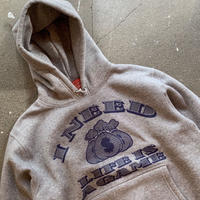 5656WORKINGS/I NEED $ HOODIE_GRAY
