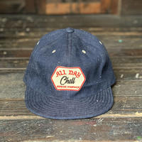 Brownie/ALL DAY CHILL DENIM CAP_DENIM
