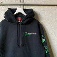 5656WORKINGS/PD TEAM HOODIE_BLACK