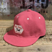 Brownie/ALL DAY CHILL CAP_T.PINK