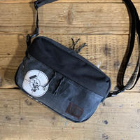 5656WORKINGS/PIB. SHOULDER BAG_BLACK
