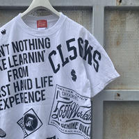 【L size】5656WORKINGS/MP CUSTOM Tee_WHITE