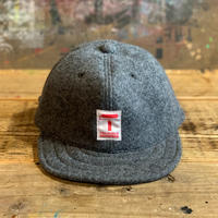 5656WORKINGS/TM LOGO WORK CAP_GRAY