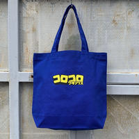 5656WORKINGS/5656COMIC TOTE BAG_DEEP BLUE