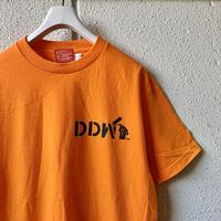5656WORKINGS/DDW Tee_ORENGE