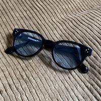 5656WORKINGS/PYN SUNGLASSES_BLACKxBLUE