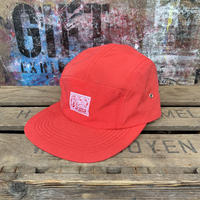 Brownie/5PANEL CAP_SALMON PINK