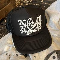 NOCARE/NC TRUCKERS CAP_BLACK