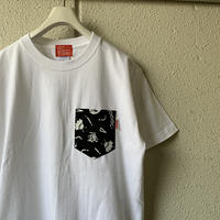 5656WORKINGS/DOODLE SHEET Tee_WHITE