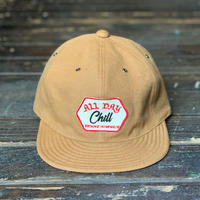 Brownie/ALL DAY CHILL CAP_DUCK BROWN