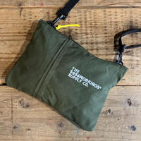 5656WORKINGS/TOOL SHOULDER BAG_ARMY GREEN_01