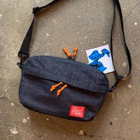 5656WORKINGS/TRAVEL SHOULDER 4FACE DENIM BAG