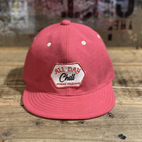Brownie/ALL DAY CHILL B.B.CAP_TROPICAL PINK