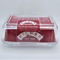 【あのKILNER!自慢したくなる!】バターケース【バターを入れるだけでは勿体ない?使い方は色々!】