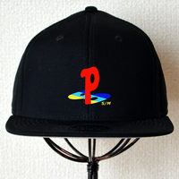 Play Stay Show CAP BLK