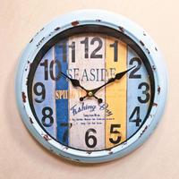 ヴィンテージクロック 時計 壁掛け時計 シーサイド