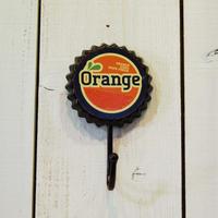 クラウンキャップ フック インテリア Orange