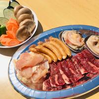 【配送地域限定】BBQ肉・野菜がっつりセット3kg #愛和物産