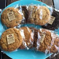 スムーチ・アメリカン手作りクッキー2枚